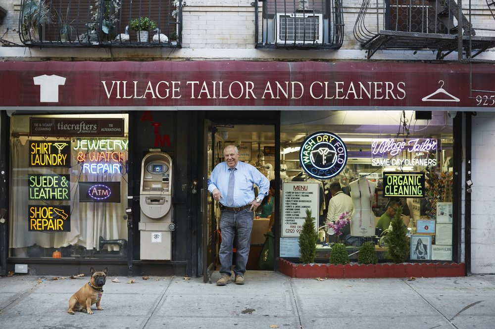 From paw prints to a digital footprint: a tailor store attracts new prospects