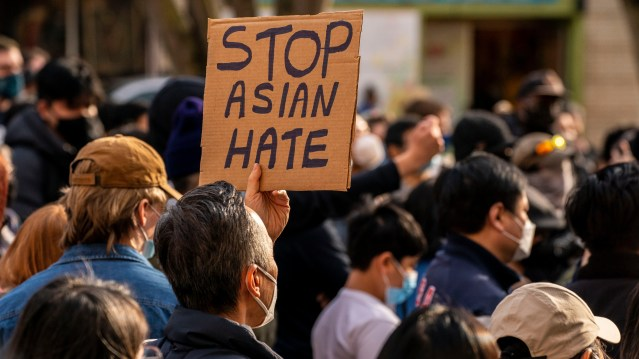Why I'm speaking out against anti-Asian hate