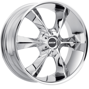 MKW M119 Chrome