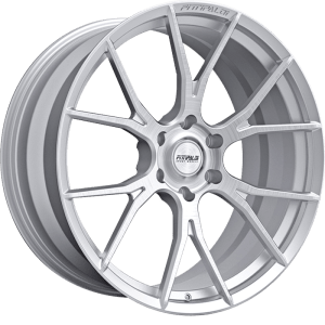 Fittipaldi FSF06CB Brushed w/ Gloss Clear Coat