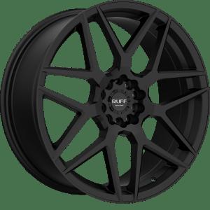 Ruff R351 Flat Black