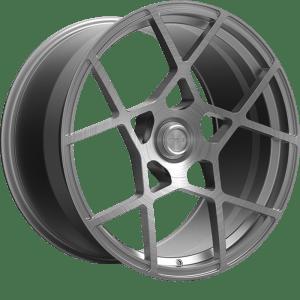 Fittipaldi FSF01HB Brushed w/ Dark Tint Clear Coat