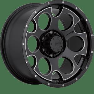 Mamba 589B M17 Gloss Black w/ CNC Milled Accents