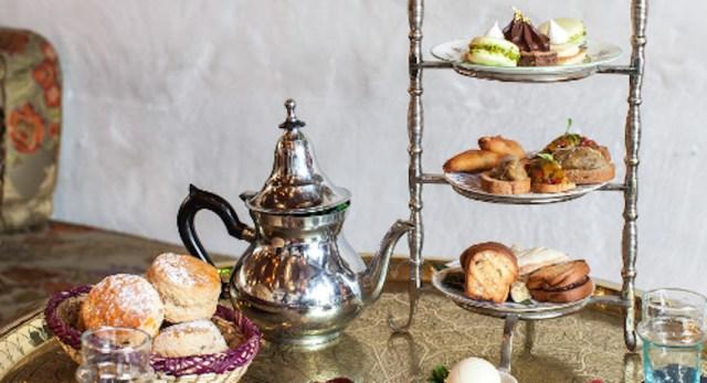 Moroccan Afternoon Tea chez Momo