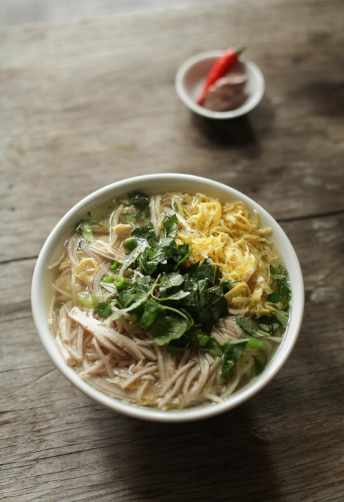 What to eat in Hanoi