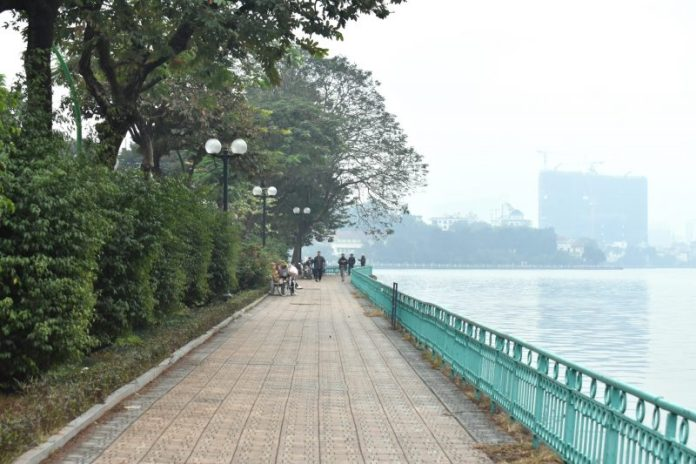 top things to do in hanoi cycling west lake