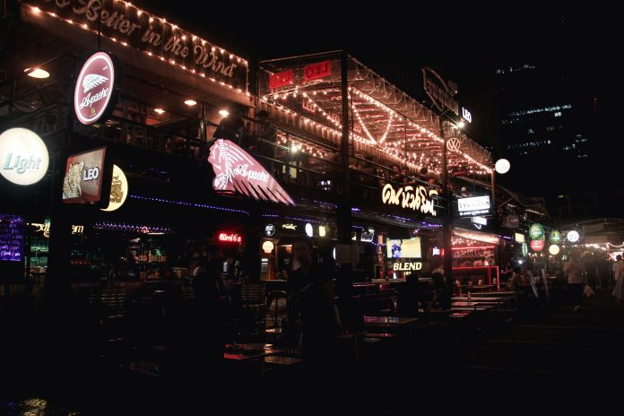 Bangkok nightlife