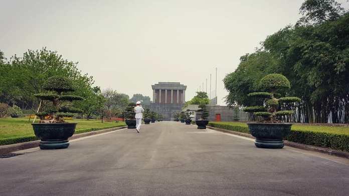 one week in Hanoi