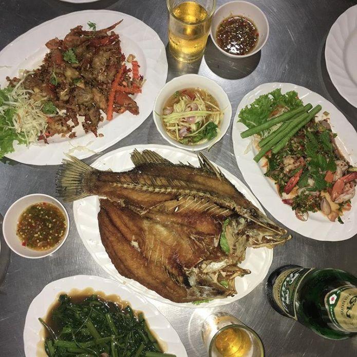 what to eat in Bangkok