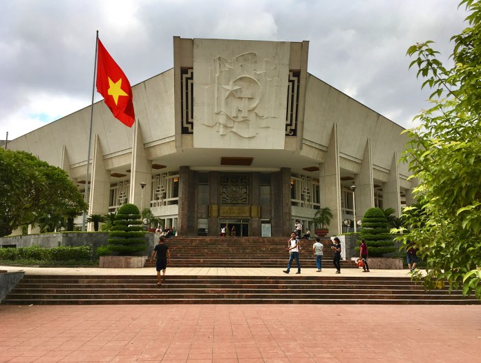 Guide to Ho Chi Minh Mausoleum