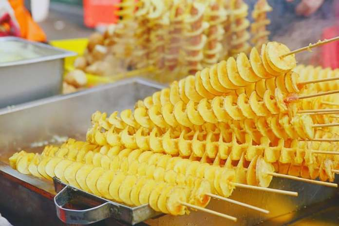 15 must-try street food in korea