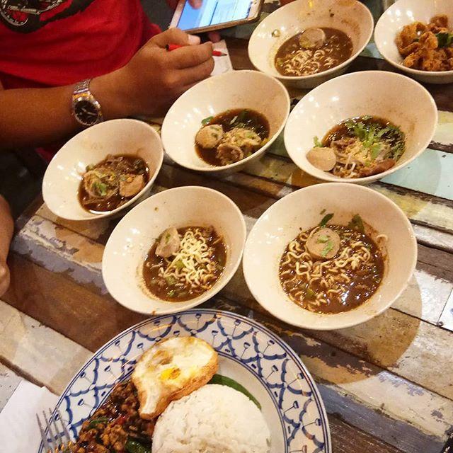 food in Ayutthaya