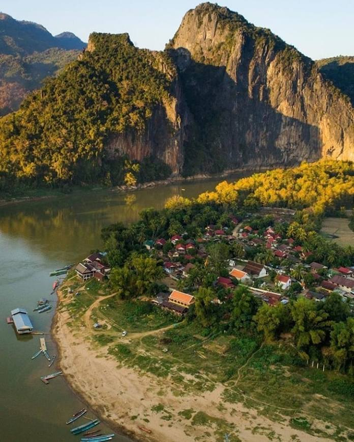 Mekong Delta day trip in Laos