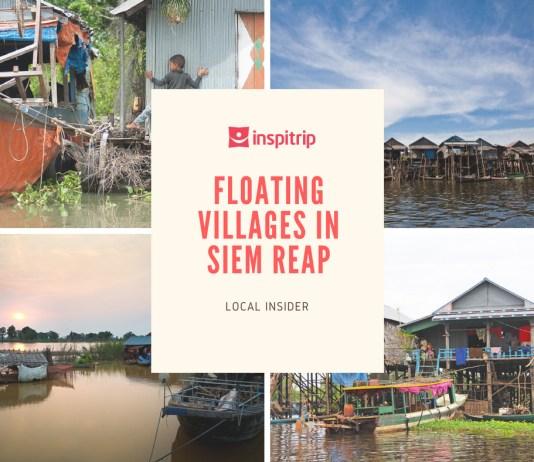 floating villages in siem reap