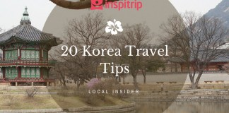 korea travel tips