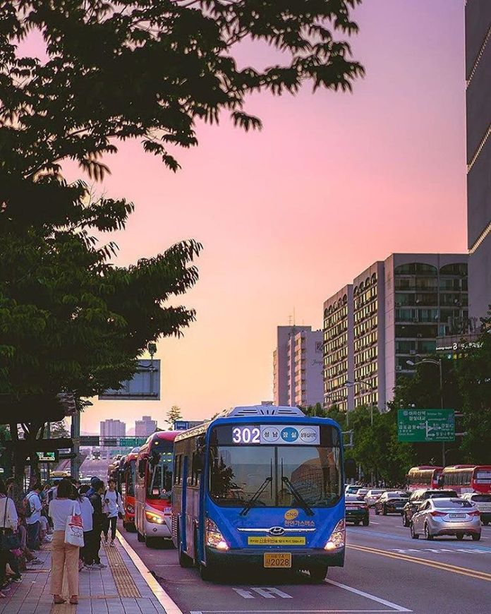 travelling with Seoul public transportation