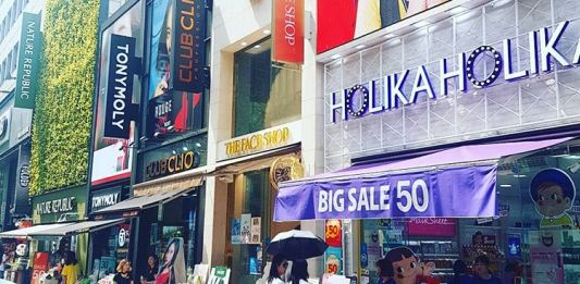 things to do in Myeongdong