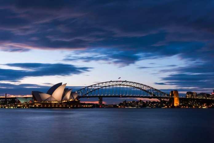 Sydney top 30 places to visit