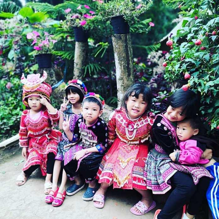 Meo Pui Village