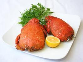 seafood king crab