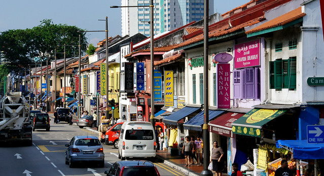 Little India Street - Singapore itinerary