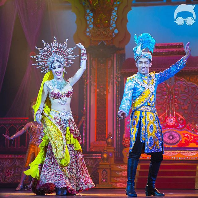 Appealing storyline of the Alcazar show