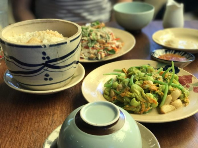 베트남 음식 Vietnamese delicious food
