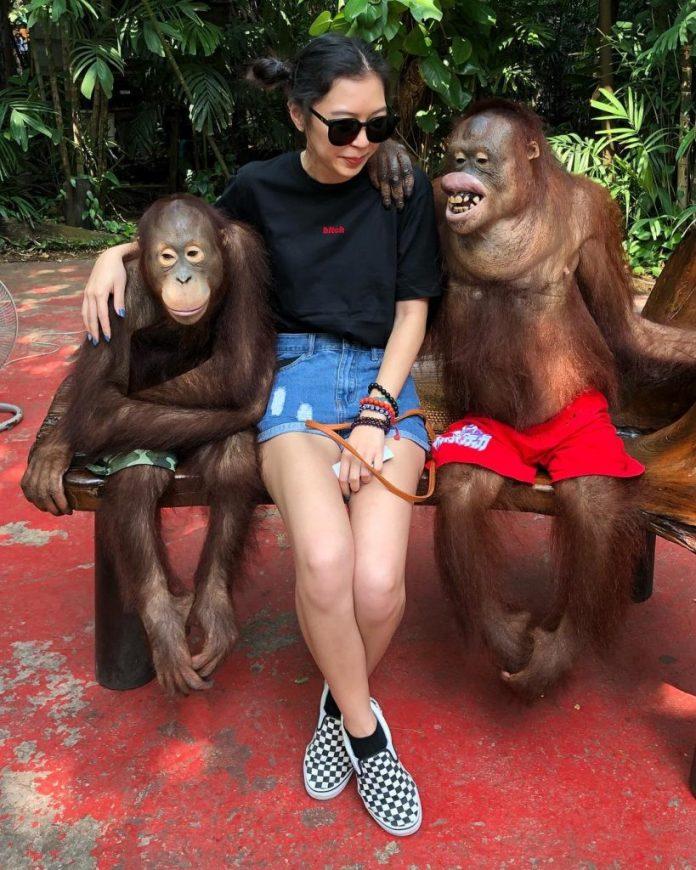 công viên sở thú Safari World Bangkok
