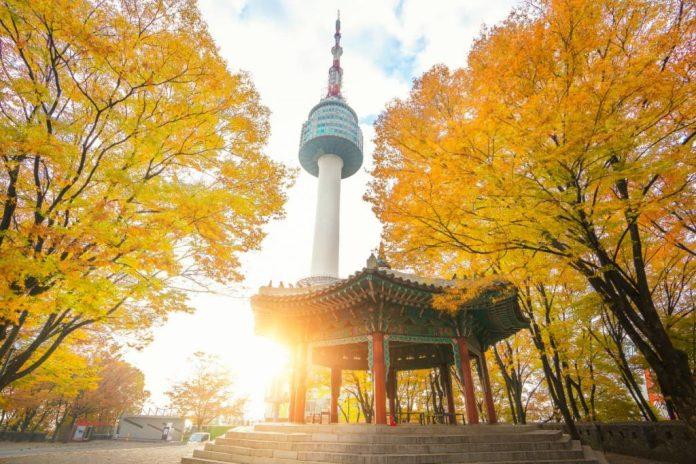 bạn nên đến  Seoul Tower