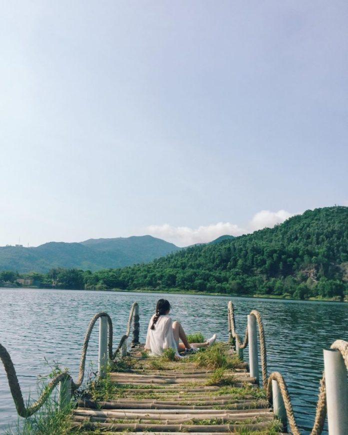 hồ xanh du lịch đà nẵng