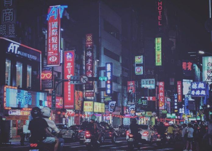 Chợ đêm Tây Môn Đình