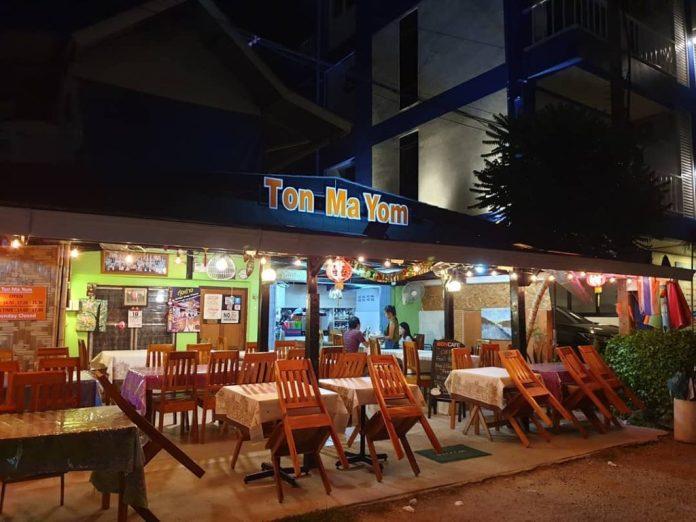 Ăn uống ở Krabi - Ton Ma Yom