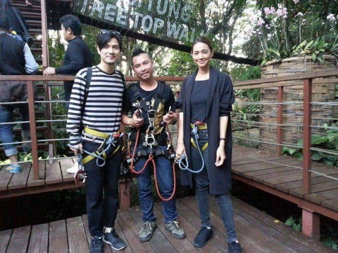 Trải nghiệm khi du lịch Krabi - Tree Top Adventure Park Krabi