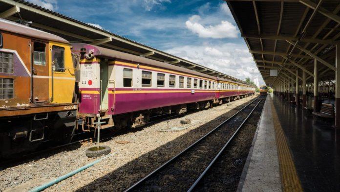Tàu lửa đến Krabi