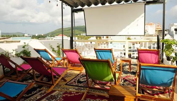 rạp phim ngoài trời du lịch phú quốc