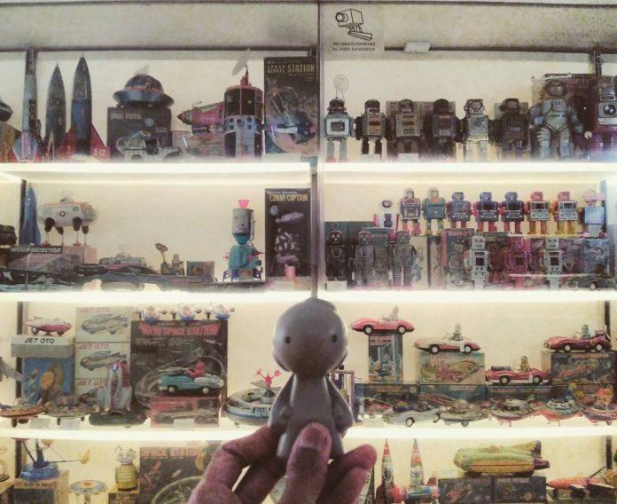 Kinh nghiệm du lịch Singapore, tham quan bảo tàng đồ chơi MINT