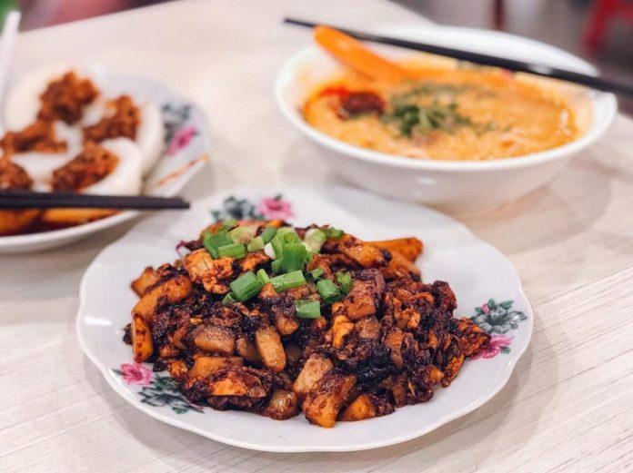 Chai Tao Kway