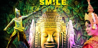 smile of angkor ticket