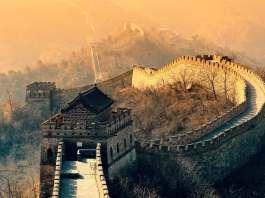 Du lịch Trung Quốc - Vạn Lý Trường Thành