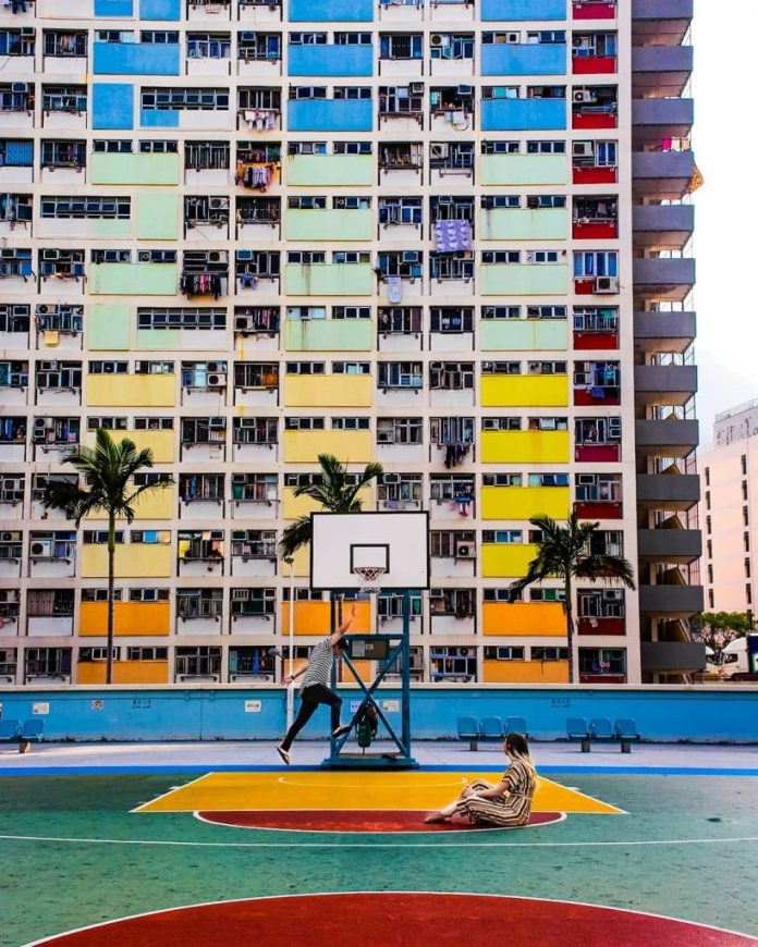 Choi Hung Estate Hong Kong