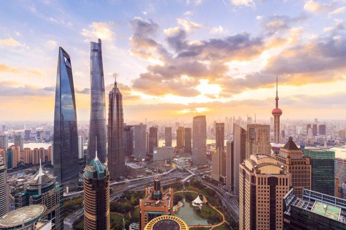 Tháp Thượng Hải - du lịch Thượng Hải
