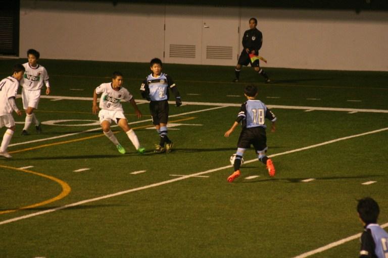 黒川選手は途中出場から2ゴール