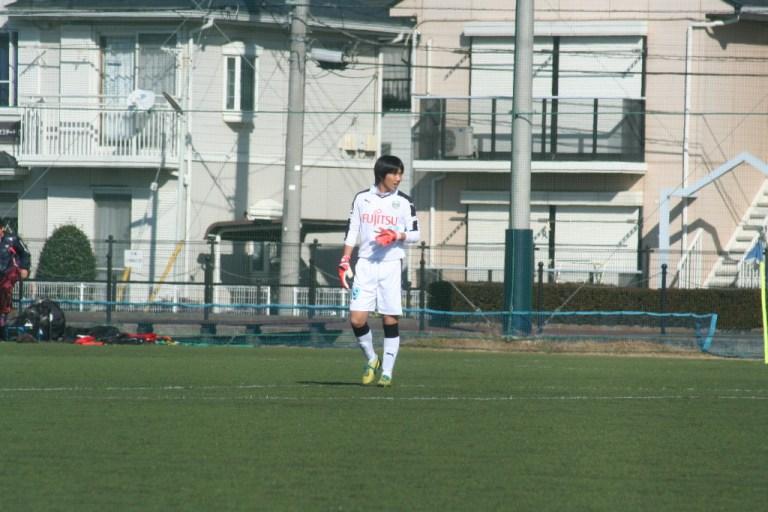 後半から出場の浅川将輝選手