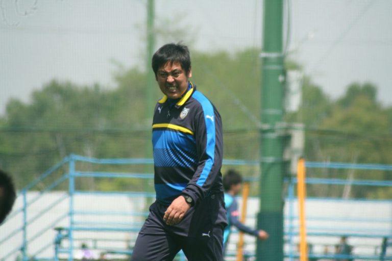 浦上壮史GKコーチ