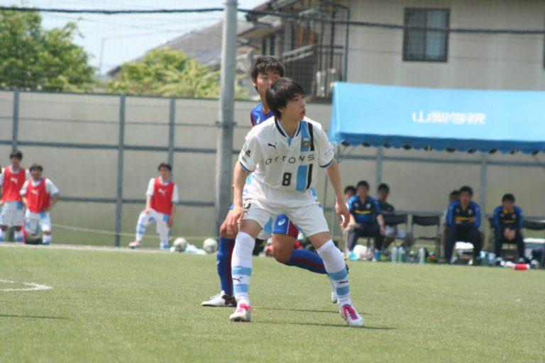栗脇拓人選手