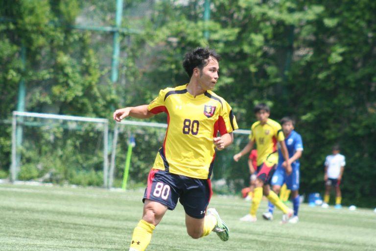 愛媛FCでもプレーしJ2では24試合で2ゴールの近藤貫太選手