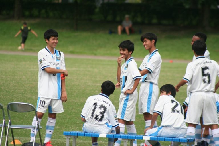 日本クラブユース選手権関東予選で優勝するなど好調が続く