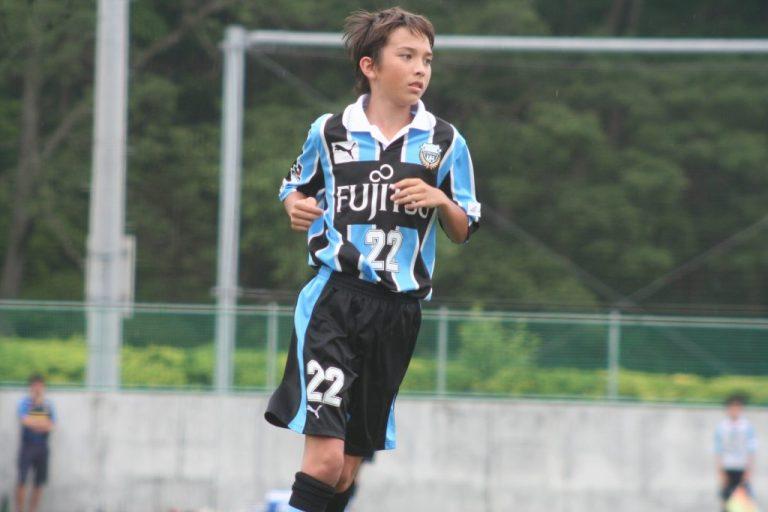 安江海ラウル選手