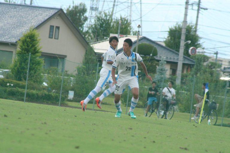 新井秀明選手、高吉正真選手