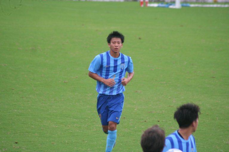 桐光学園の淡路昂宏選手。フロンターレU-15出身